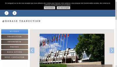 Site internet de Arobase