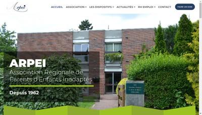 Site internet de ARPEI