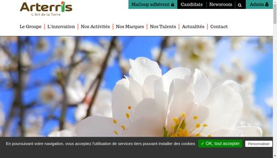 Site internet de SARL Razes Hybrides