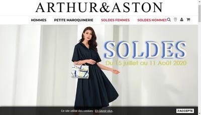 Site internet de Arthur et Aston