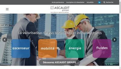 Site internet de Ascaudit