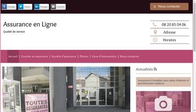 Site internet de Assurance en Ligne