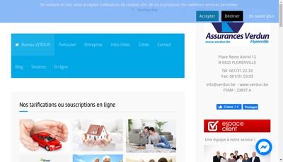 Site internet de Gmdb Assurances
