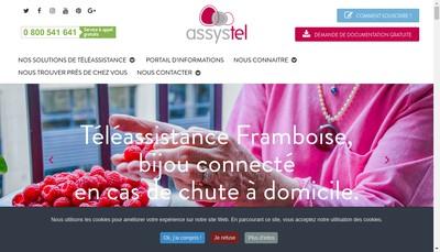 Site internet de Assystel