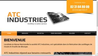 Site internet de Atc Industries