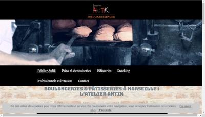 Site internet de BLMF