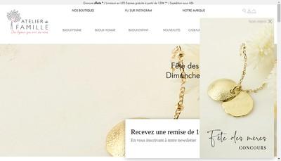 Site internet de ADF