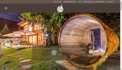Site internet de Atelier Nordic