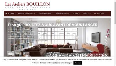 Site internet de Les Ateliers Bouillon Pau