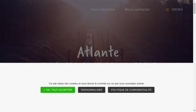 Site internet de Atlante