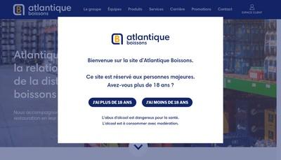 Site internet de Elidis Boissons Services Jules Olivier Distribution C 10