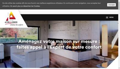 Site internet de Atre et Loisirs