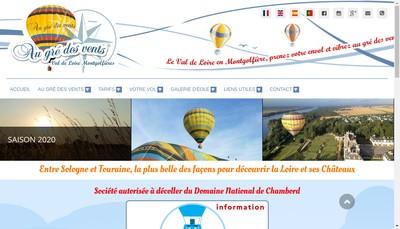 Site internet de Air Altitude