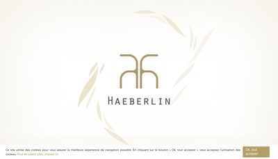 Site internet de Auberge de l'Ill