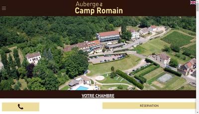 Site internet de Camp Romain