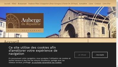 Site internet de L'Os a Moelle
