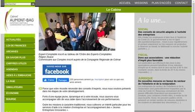 Site internet de Kheops Conseils