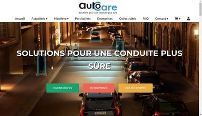 Site internet de Autocare