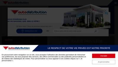 Site internet de Ad