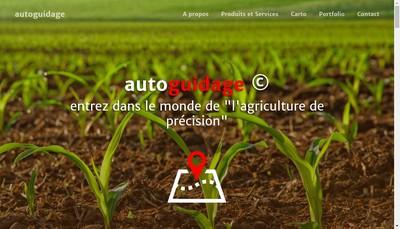 Site internet de Autoguidage SAS