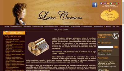 Site internet de Talia Films - Itr Multimedia - Venus Vid