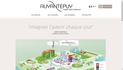 Site internet de Auyantepuy