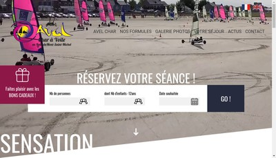 Site internet de Avel