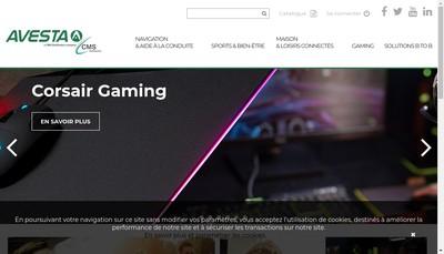 Site internet de Avesta