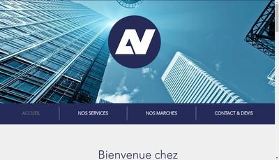 Site internet de Avoltis