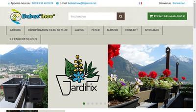 Site internet de Babaz Inov