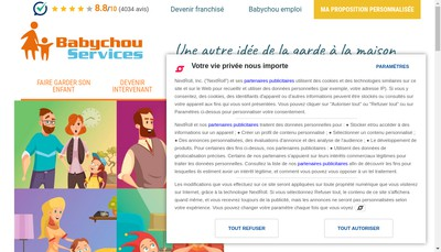 Site internet de Julbon