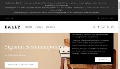 Site internet de Revetements et Peinture du Midi Rpm Bally