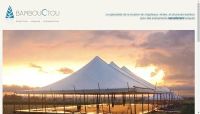 Site internet de Bambouctou