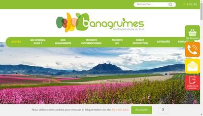 Site internet de Banagrumes