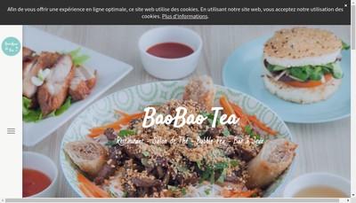 Site internet de Sushi 6