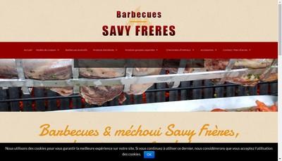 Site internet de Savy Freres