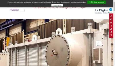 Site internet de Barriquand