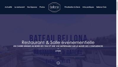 Site internet de Bellona
