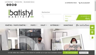 Site internet de Legeais Batistyl