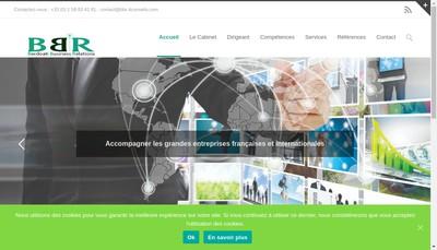 Site internet de Carine B Services