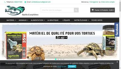 Site internet de Bebesaurus