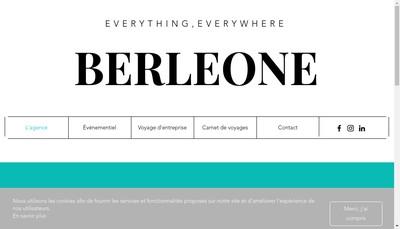 Site internet de Berleone