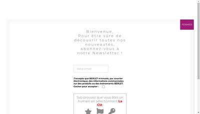 Site internet de Berlet