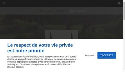 Site internet de Bernard Paysage