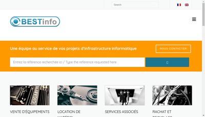 Site internet de Bestinfo