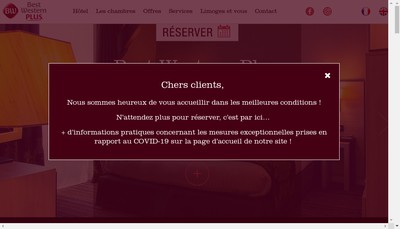 Site internet de Le Richelieu