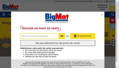 Site internet de SARL Camargue Materiaux