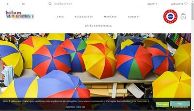Site internet de Bilum