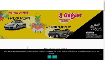 Site internet de Bistro Regent Grill