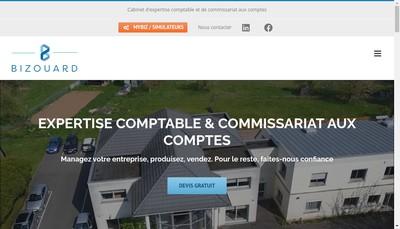 Site internet de Bizouard et Associes